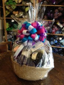 SDYC Gift Basket