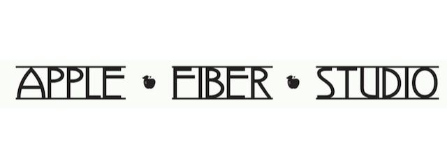 Apple Fiber Studio Logo