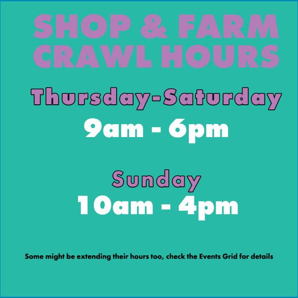 Crawl Hours(1)